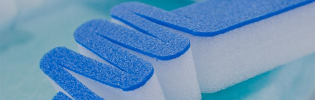 Packaging foam systems to protect high value products